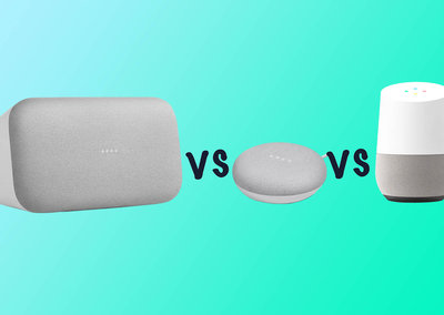 Google Home vs Home Mini vs Home Max vs Home Hub: Which Google Home speaker should you buy?