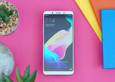 Oppo launches F5 with facial recognition security and bezel-less display
