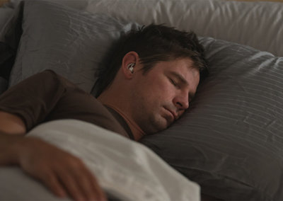 Bose Sleepbuds block out snorers to help you get to sleep