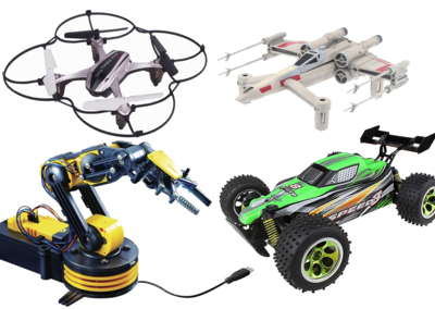Last-minute Christmas deals see up to 50 per cent off on drones and other gadgets at Maplin