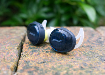 Bose SoundSport Free review: The best wire-free sports earphones by a mile