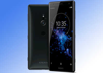 This is the Sony Xperia XZ2, render and final details leak ahead of MWC