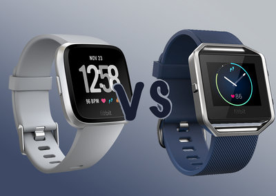 Fitbit Versa vs Fitbit Blaze: What's the difference?