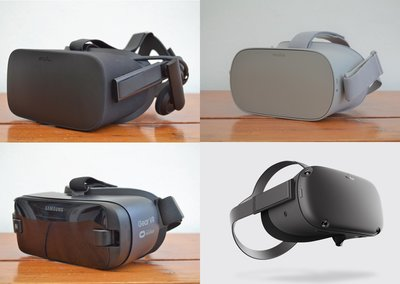 Oculus Rift S vs Oculus Quest vs Oculus Go vs Samsung Gear VR: What's the difference?