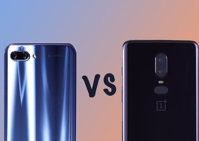 Honor 10 vs OnePlus 6: What's the difference?