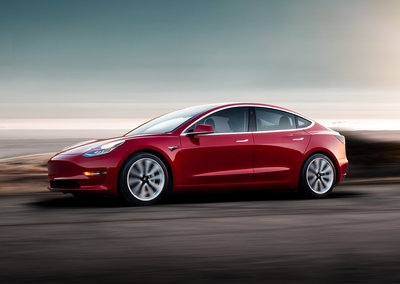 Tesla Model 3 Performance model announced, 0-60mph in 3.5 seconds