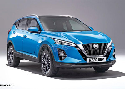 Nissan Qashqai to get facelift and new hybrid powertrains in 2020