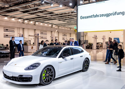 From Pokémon to Porsche: How augmented reality is helping to build better cars