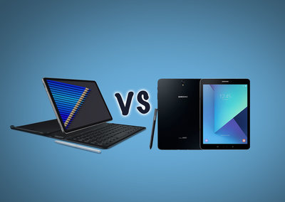 Samsung Galaxy Tab S4 vs Galaxy Tab S3: What's the difference?