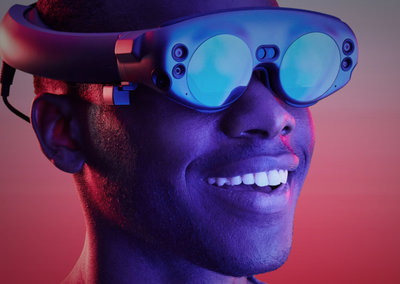 You can finally buy the Magic Leap One mixed reality headset
