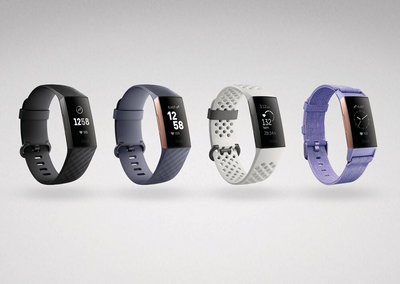 Fitbit's new Charge 3 adds waterproofing, a touch display and will last a week