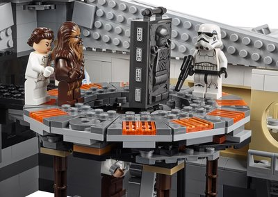 Lego's latest Star Wars set is a must for fans of The Empire Strikes Back