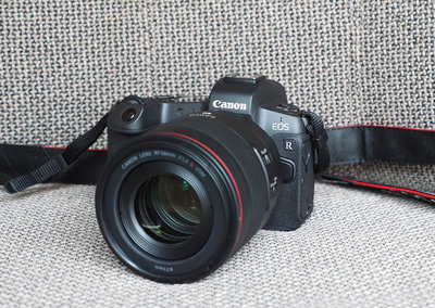 Canon EOS R initial review: A new era for full-frame mirrorless