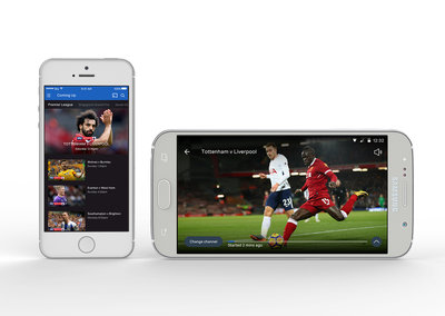 Now TV Sky Sports Mobile Month Pass gives you live Premier League for just £5.99