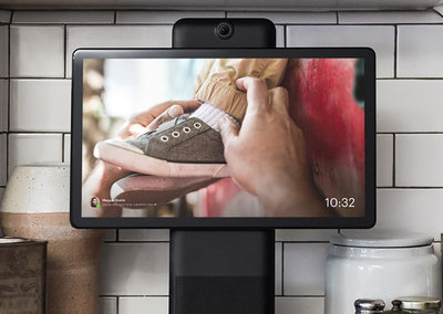Facebook's next device? A camera set-top box that sits on your TV