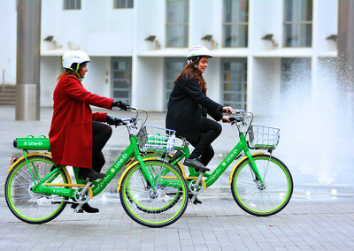 Lime hits London: Bike-E offers app-controlled bike rentals on the go
