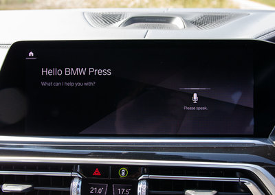 Hey BMW: Your intelligent voice assistant is actually pretty good