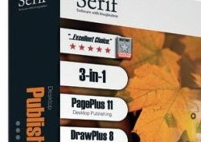 Serif Desktop Publishing Suite 2008 - PC