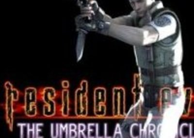 Resident Evil Umbrella Chronicles - Nintendo Wii