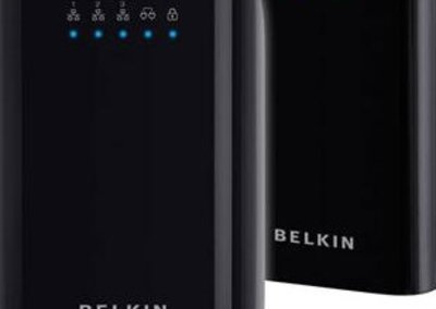 Belkin Powerline AV Starter Kit