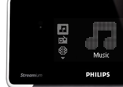 Philips Streamium NP1100 Network Music Player