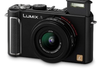 Panasonic Lumix DMC-LX3 digital camera