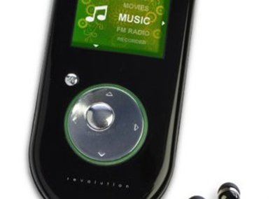 Eco Media Player Revolution MP3 player