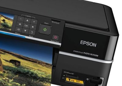 Epson Stylus Photo PX700W printer