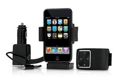 Kensington LiquidAUX Deluxe iPod car kit