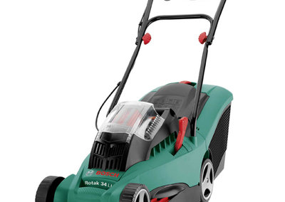 Bosch Rotak 34LI lawnmower