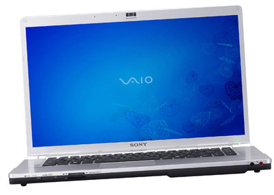 Sony VAIO VGN-FW41 notebook
