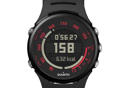 Suunto t3c Black Arrow heart rate monitor