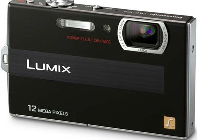 Panasonic Lumix DMC-FP8 digital camera