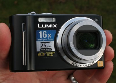 Panasonic Lumix DMC-TZ8 camera