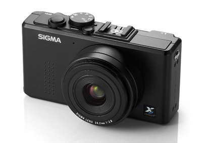 Sigma DP2s digital camera
