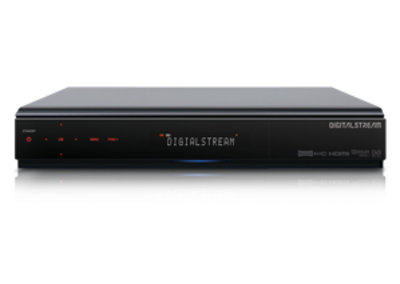 Digital Stream DHR8203U Freeview HD recorder