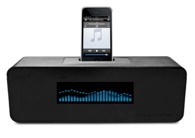 Equaliser Sound Bar iPod dock