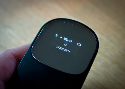 Three Mi-Fi Mobile Wi-Fi (Huawei E585)