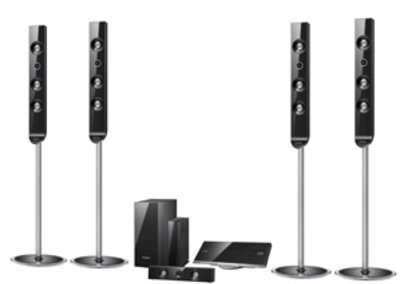 Samsung HT-C7550W Blu-ray home cinema system