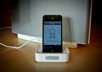 Sonos Wireless Dock 100