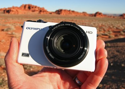 First Look: Olympus XZ-1
