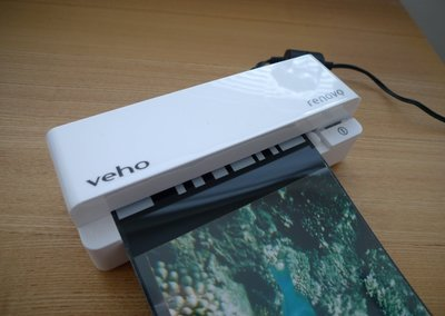 Veho Renovo photo scanner