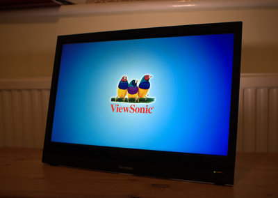 ViewSonic VSD220 Android monitor