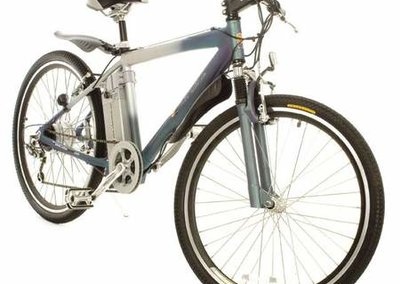 UrbanMover electric MTB offers urban and off-road power