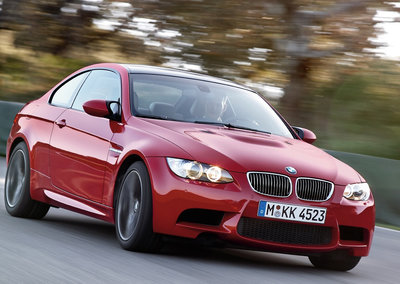 BMW unveils the new M3