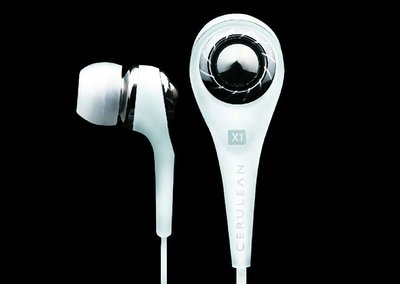 iSkin CERULEAN X1 earphones launch
