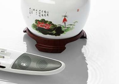 TwinMOS launches painted BooM China iPod dock