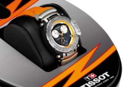 Tissot launches limited edition Moto GP watches