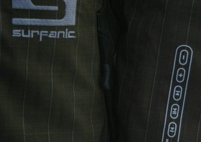 Surfanic iPod jackets for piste music