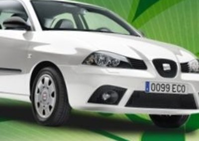 Seat Ibiza sets fuel consumption record